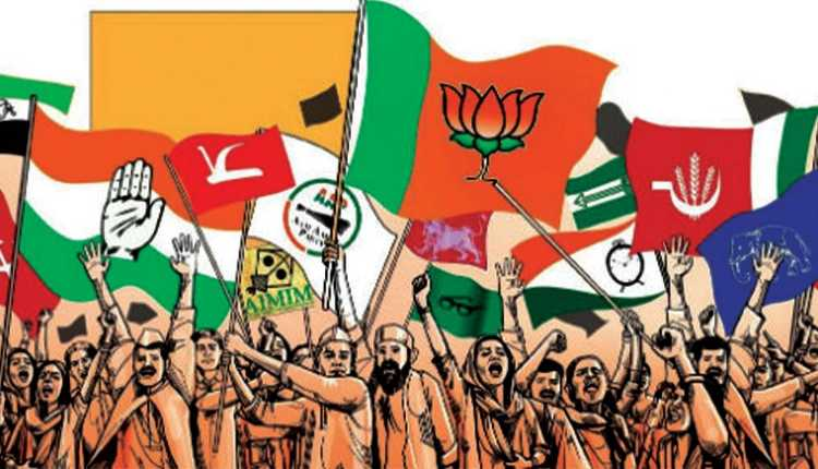 All-India-Political-parties